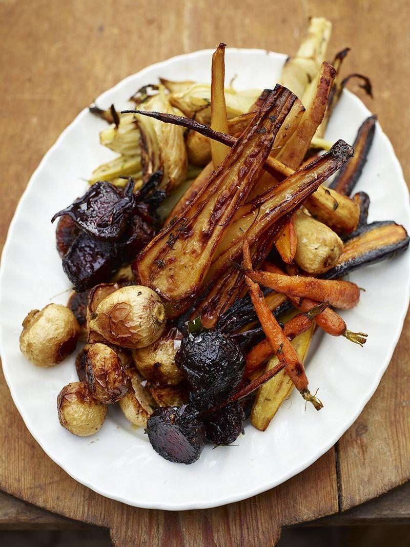 Roast vegetable megamix