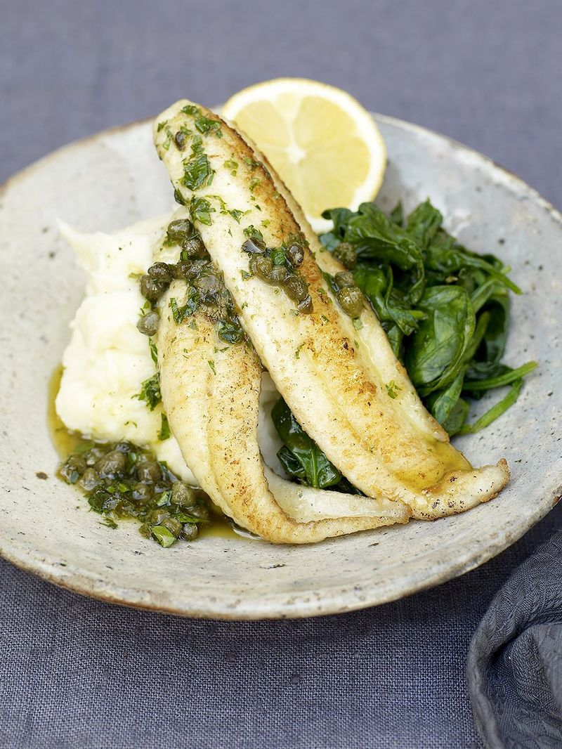 Lemon Sole Goujons Fish Recipes Jamie Oliver Recipes