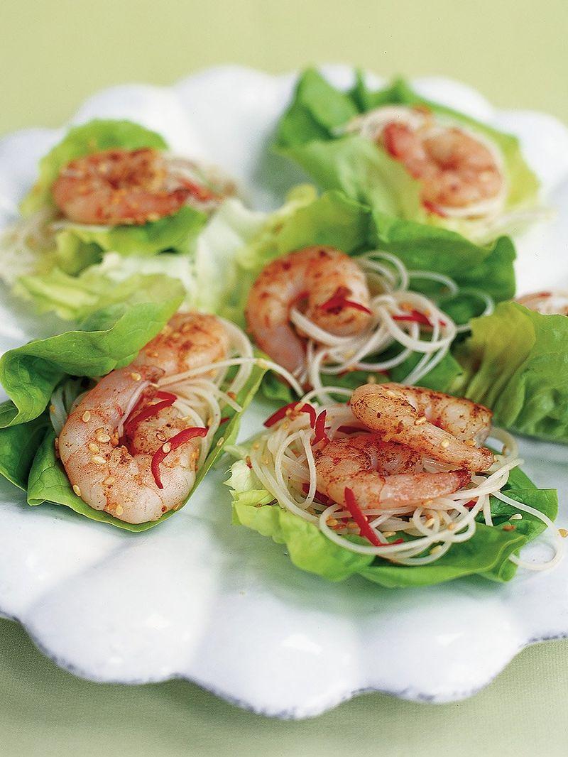 Thai-Chinese-inspired pinch salad