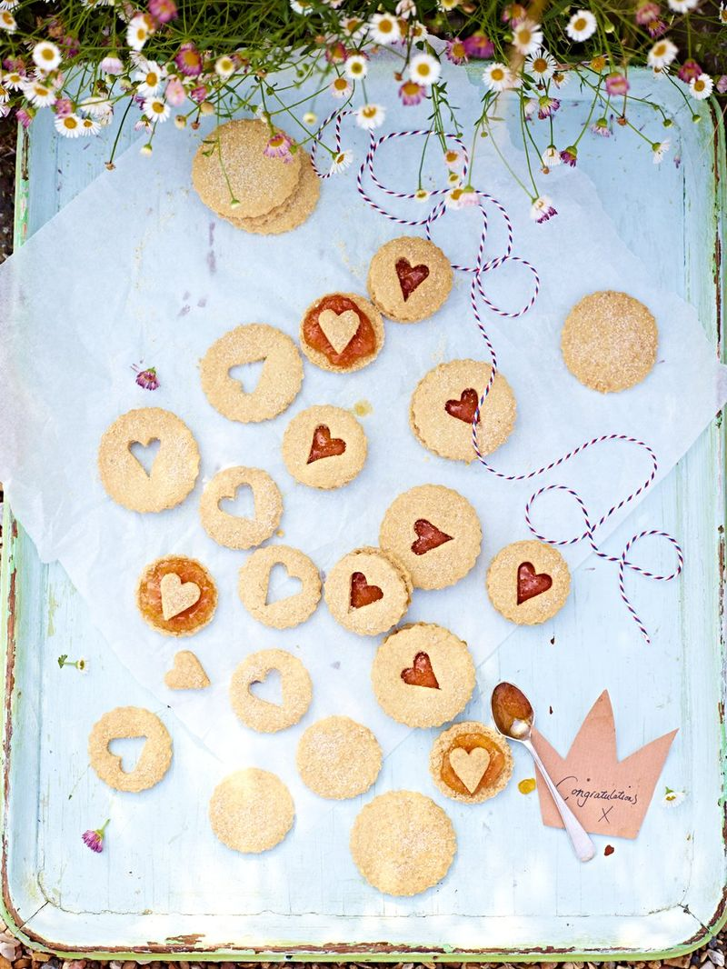 Royal Georgie Snap Biscuits Fruit Recipes Jamie Oliver Recipes