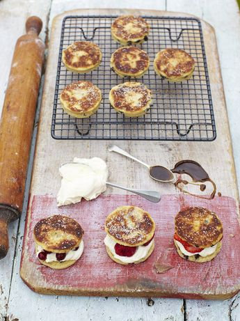Wonderful Welsh cakes