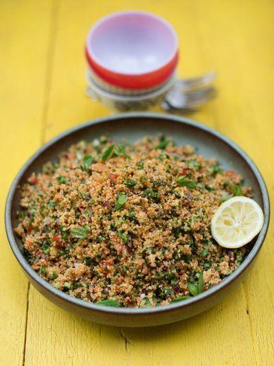 Kerryann's Turkish-style couscous