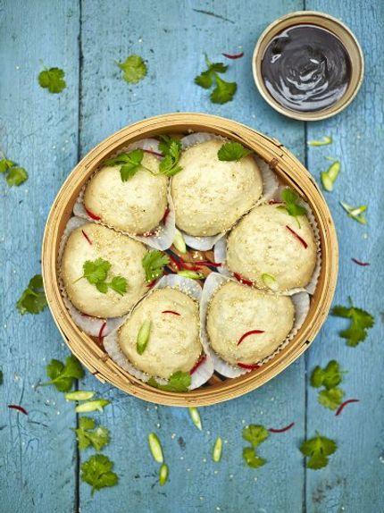 Best Easy Vegan Recipes - Vegan Dim Sum | Homemade Recipes http://homemaderecipes.com/course/breakfast-brunch/vegan-recipes