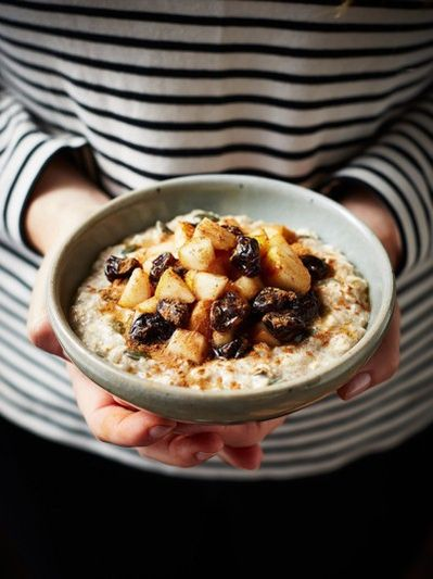 Get prepped - Bircher muesli