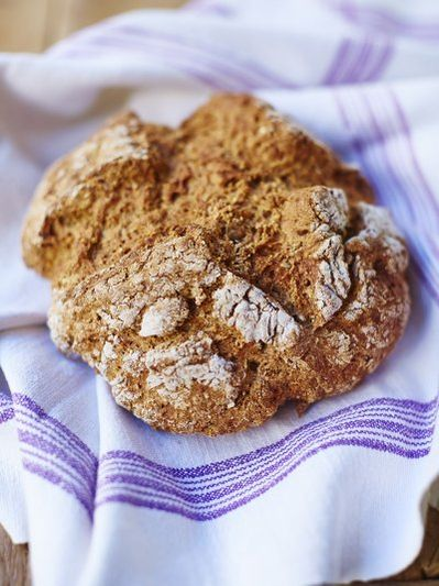 Simple soda bread