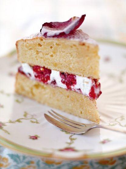 English Sponge Cake Recipe Nigella Lawson