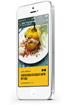 Jamie's recipes app