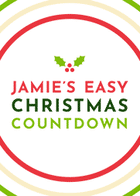 Jamie's Easy Christmas Countdown