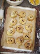 Charming Eccles cakes