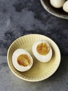 Marinated eggs