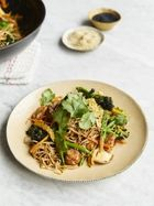Chicken & veg stir-fry