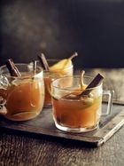 Mulled pear & ginger