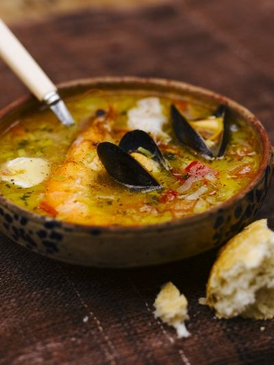 Fish Soup | 14 Hearty Soup Recipes To Warm You Up On Christmas Evening