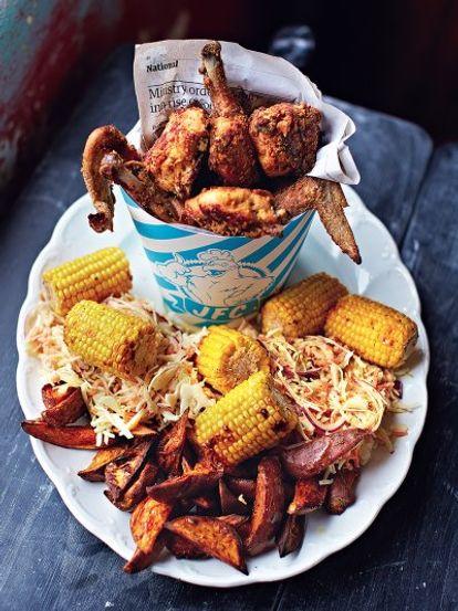 JFC (Jamie's fried chicken)