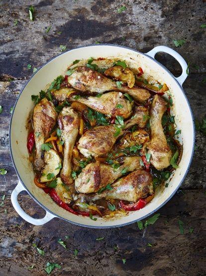 Food allergy mums chicken drumsticks chicken recipes jamie oliver food allergy mums chicken drumsticks forumfinder Image collections