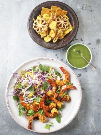 Indian recipes jamie oliver alesha dixons spicy prawns forumfinder Images
