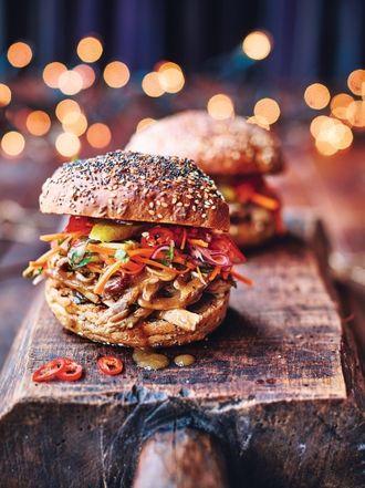 Leftovers recipes jamie oliver turkey sloppy joes forumfinder Images