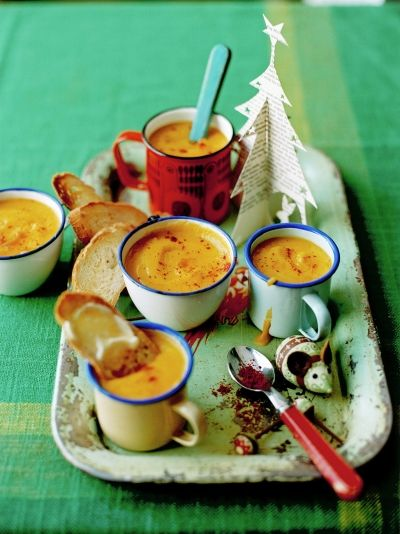 Rudolph's Rocket Fuel | 14 Hearty Soup Recipes To Warm You Up On Christmas Evening