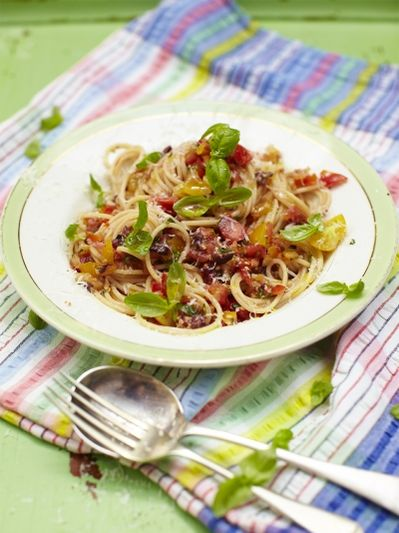 Salsa spaghetti