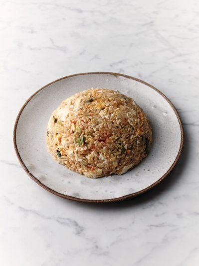 أرز مقلي بالتوفو