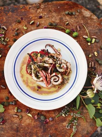 Gluten free recipes jamie oliver grilled squid salad forumfinder Image collections