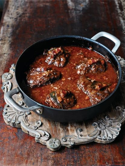Beef cheek ragù