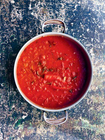 Hero tomato sauce
