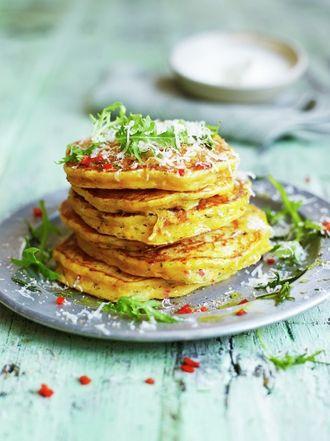 Leftovers recipes jamie oliver leftover squash pancakes forumfinder Images