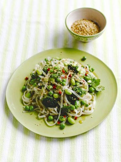 Super food noodle salad