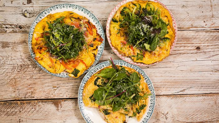 Perfect Frittata 3 Ways: Gennaro Contaldo