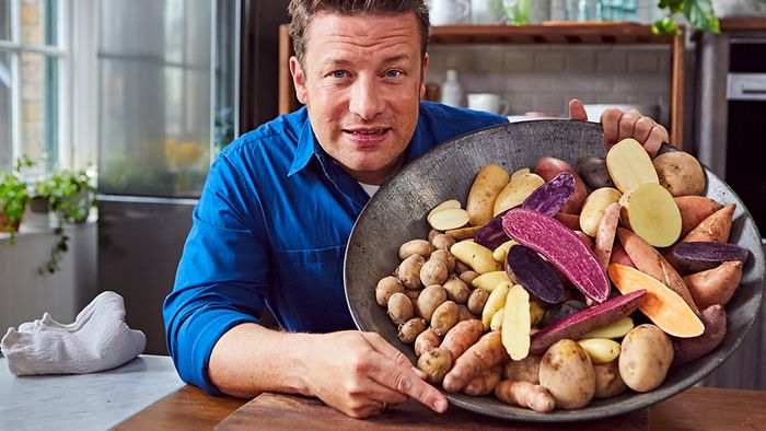 5 things to do with… potatoes: Jamie Oliver