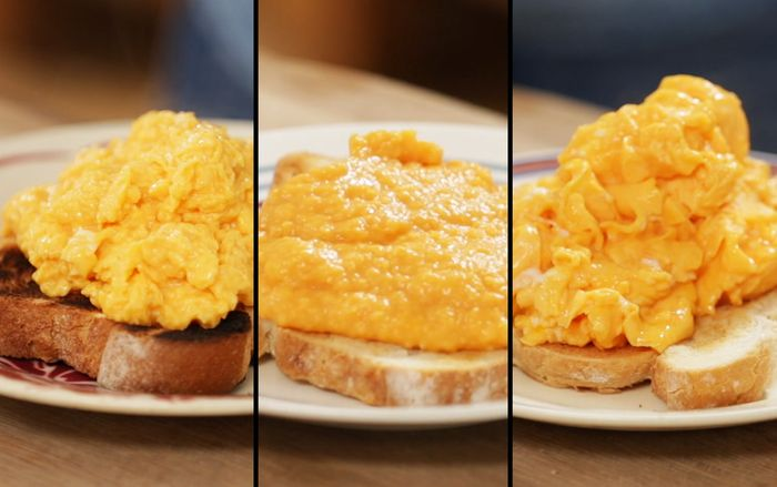 How to… make perfect scrambled eggs