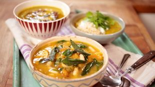 Easy Vegetable Soup - Three Ways