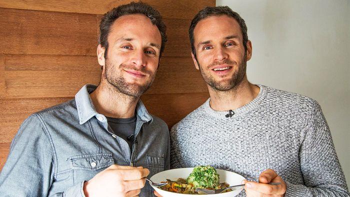 Happy Pear's Irish Stew with Root Veg