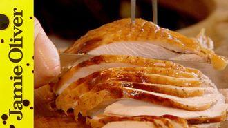 How to carve a turkey: Jamie Oliver