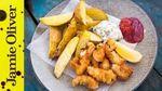 Scampi & chips: Bart van Olphen