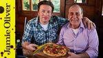 The porkie pizza: Jamie Oliver & Gennaro Contaldo