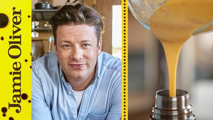 How to make hollandaise sauce: Jamie Oliver