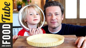 How to make sweet shortcrust pastry: Jamie Oliver