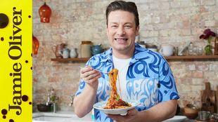 Meatballs: Jamie Oliver
