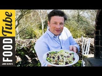 Mighty waldorf salad: Jamie Oliver