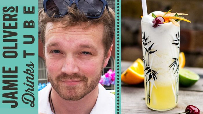 Missionary's Downfall Cocktail