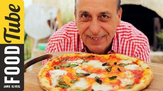 How to make perfect pizza: Gennaro Contaldo