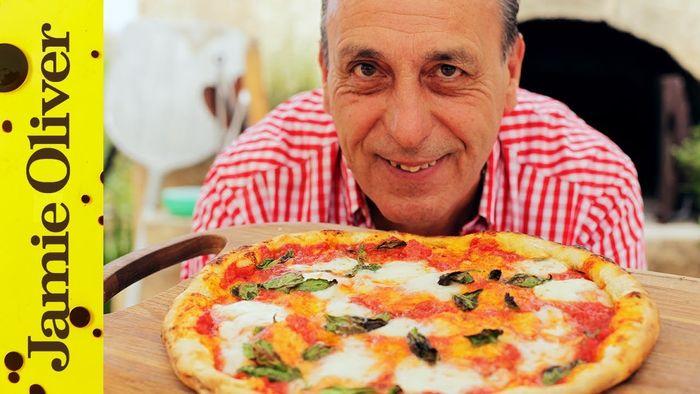 How to make perfect pizza: Gennaro Contaldo