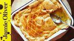Quick chicken & mushroom pie: Jamie Oliver
