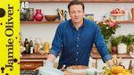 Jamie's bakewell tart: Jamie Oliver