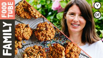Simple cookies for kids: Jools Oliver