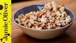 100 calorie popcorn snack