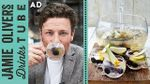 Prosecco, pear & blackberry punch: Jamie Oliver