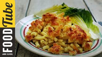 Ultimate macaroni cheese: Kerryann Dunlop